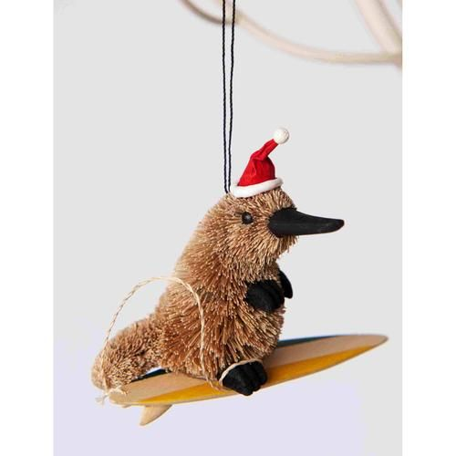 Image Result For Surfacing Christmas Platypus Decoration Australian Christmas Christmas Christmas Decorations