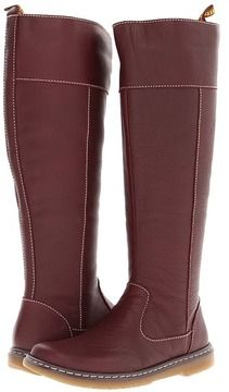 Dr. Martens - Haley Adjustable Tall Boot (Deep Mahogany) - Footwear on shopstyle.com