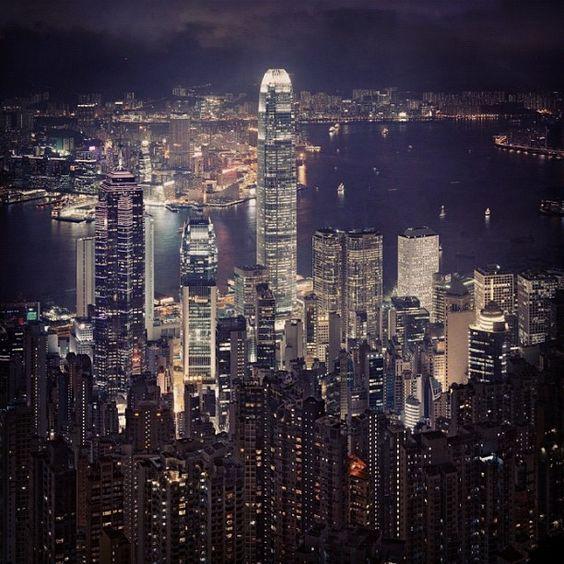Hong Kong / photo by Ace Dells