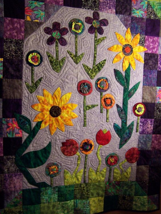 Great art quilts, etc.!