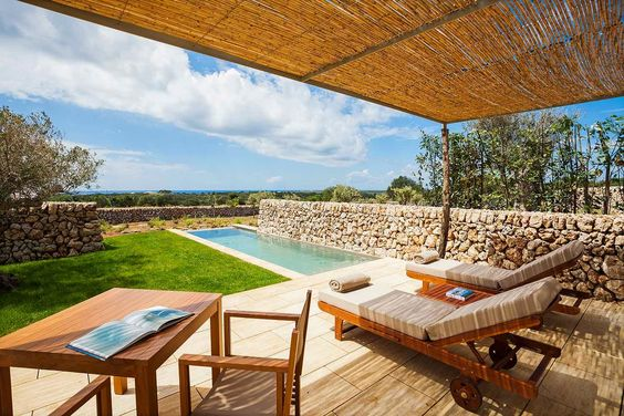 Menorca, Hoteles para perderse en el interior...