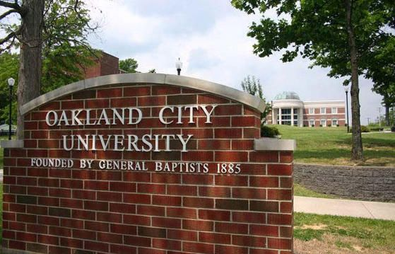 Oakland City University -Started the process for my Master's in Special Education.