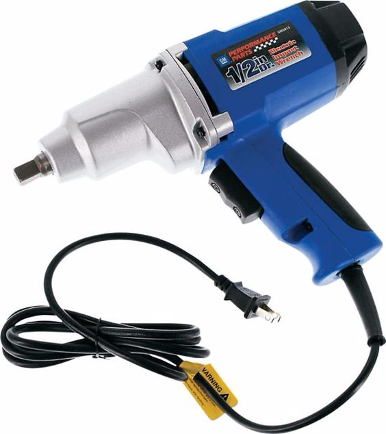 """GM 120V 1/2"""" Drive Electric Impact Wrench: Cabela's offers the GM Performance Parts 120-volt 1/2"""" Drive Electric Impact… #coupons #discounts"""