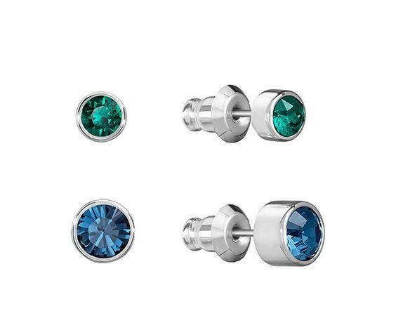 Harley Pierced Earrings Set - Jewelry - Swarovski Online Shop