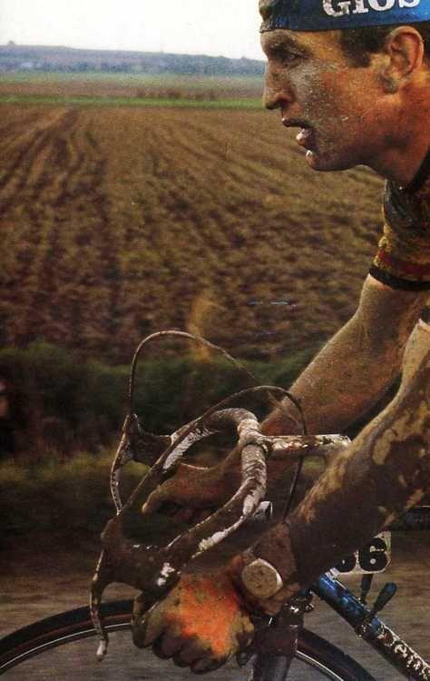 Walter GodeFroot, 1978 Paris Roubaix