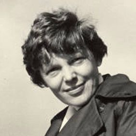 a biography of amelia mary earhart born in atchison kansas Amelia, rocking the flight gear amelia earhart was born july 24, 1897 to edwin  and amy earhart in atchison, kansas, the eldest of their two.