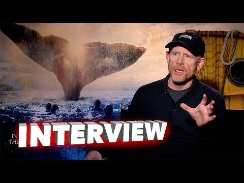 In The Heart of the Sea: Ron Howard Exclusive Interview - YouTube