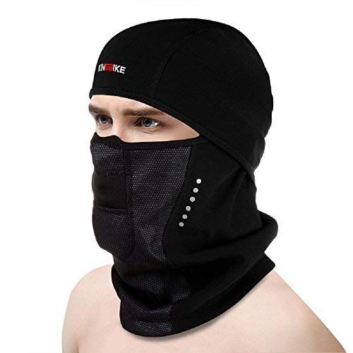 Men Women Winter Warmer Face Mask for Cold Weather Outdoor Sports Ski Motorcycle
