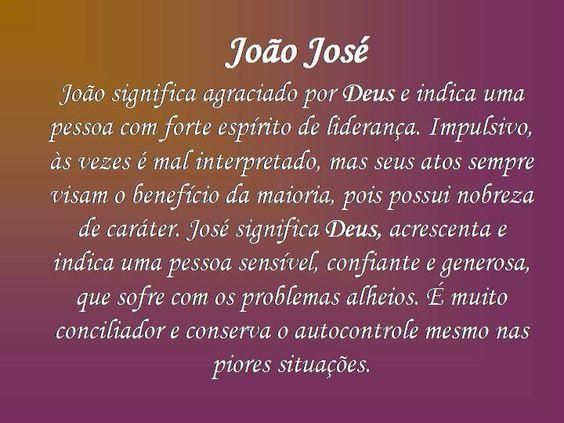 joão josé