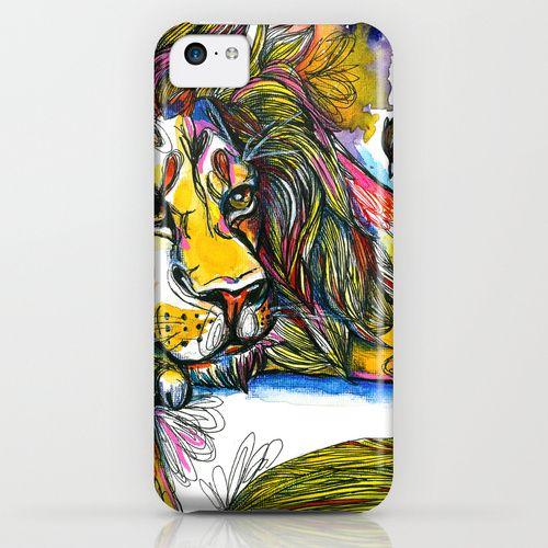 IPHONE & IPOD CASE / IPHONE 5C  A paz é um Ideal. Illustration by Gra Pereira.  http://society6.com/grapereira/A-paz--um-Ideal_iPhone-Case#9=195