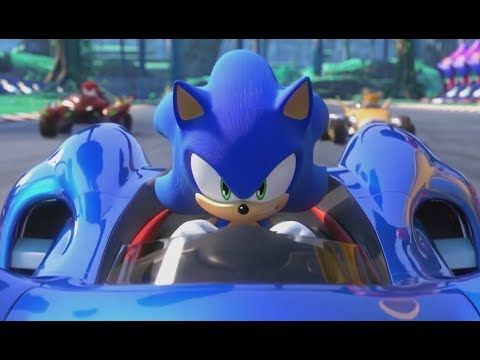 Team Sonic Racing Opening Cutscene Full Hd Youtube Sonic Sonic And Shadow Movie Wallpapers