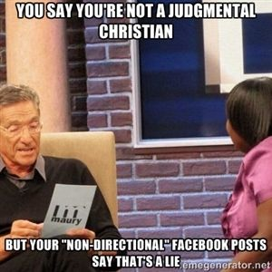 Image result for judgmental humor bible