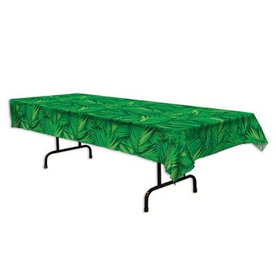 Palm Leaf Tablecover - PartyCheap