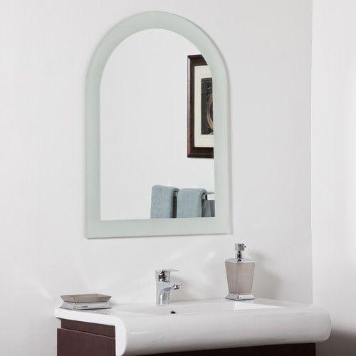 Found it at Wayfair - Serenity Modern Wall Mirror