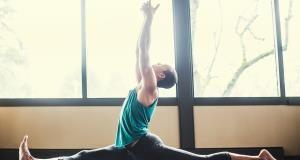 Imagem representativa: Yoga após o trabalho
