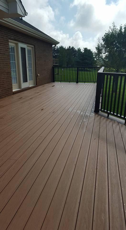 Timbertech Composite Decking From Graham Lumber Composite Decking Deck Outdoor Decor