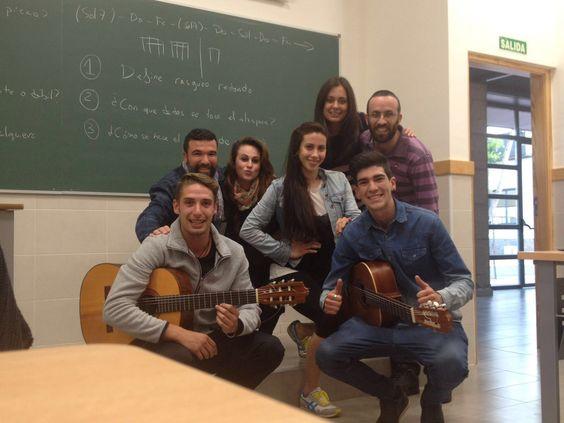 flamenco en la universidad https://promocionmusical.es/: