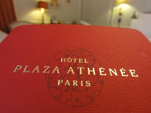 Plaza Athénée-Paris