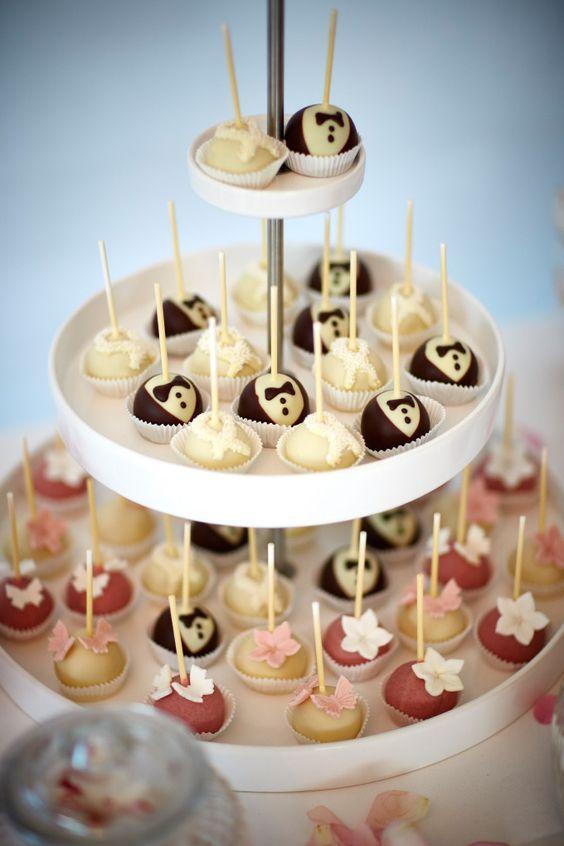 #Candybar #SweetTable #Wedding #Hochzeit #Cakepops #Bride #Braut #Groom #Bräutigam
