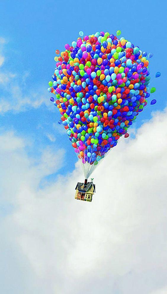 Pute Balloons Lock Screen 1080x1920 Samsung Galaxy Note 3