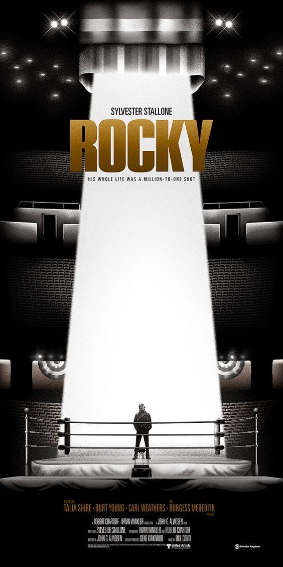 'Rocky' by Salvador Anguiano