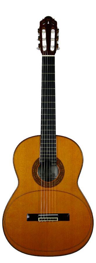 Dieter Hopf Artista Membrane – 2013 | Gitarrenfachgeschäft in Karlsruhe für Klassische Gitarre - Akustische Gitarre - Meistergitarren - Konz...