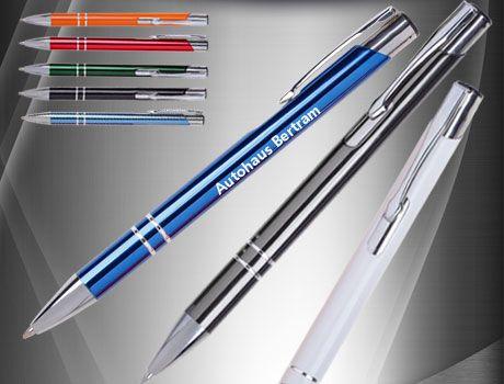 TERAX unser meistverkaufter Kugelschreiber mit Gravur auf dem Schaft oder bedruckt mit Ihrem Firmenlogo. #kugelschreiber mit gravur #metallkugelschreiber #kugelschreiber metall