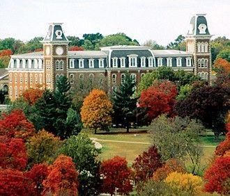 University of Arkansas: Old Main