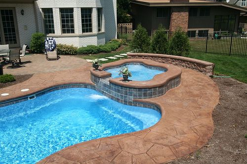 I really want a fiberglass pool!
