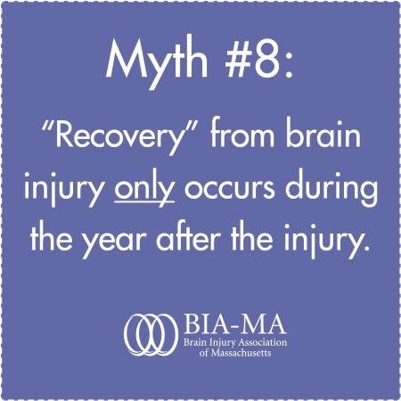 Brain Injury Myths DEBUNKED Part 2