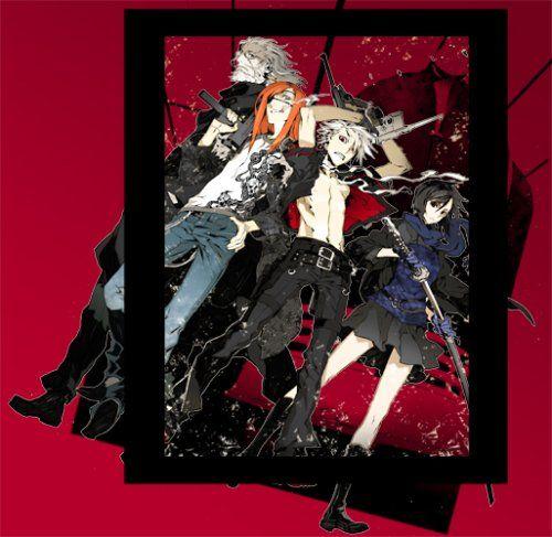 Dogs Bullets& Carnage   DOGS/BULLETS&CARNAGE [集英社ドラマCD] - 三輪士郎 の ...