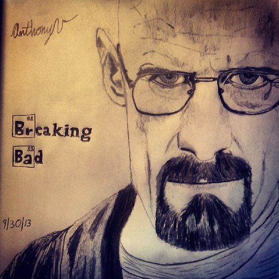 Walter White from `Breaking Bad`