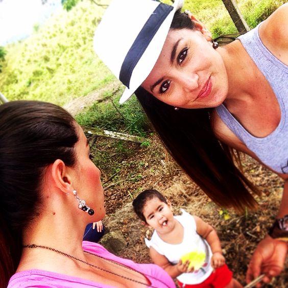 Un #amor que cada día crece más. #Love #Sister #Nephew #Family