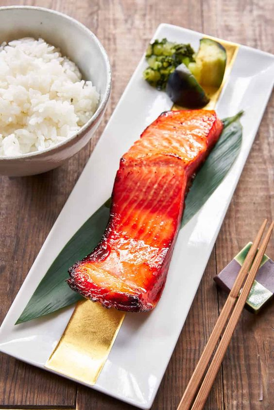 Miso Salmon Recipe (味噌サーモン ) - Japanese Miso Glazed Salmon