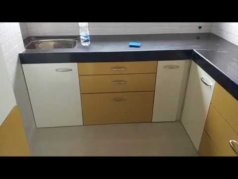 Simple Low Cost Modular Kitchen In Very Small Space Within 1 Lakh Rooster Decor Simple Kitchen Design Kitchen Design Small Space Small Kitchen Cabinet Design