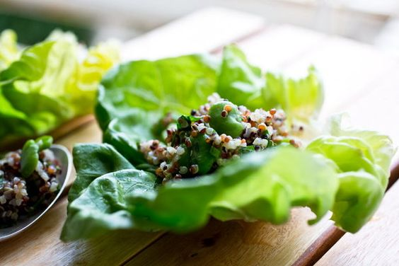 Rainbow Quinoa Salad With Fava Beans and Herbs — Recipes for Health - NYTimes.com