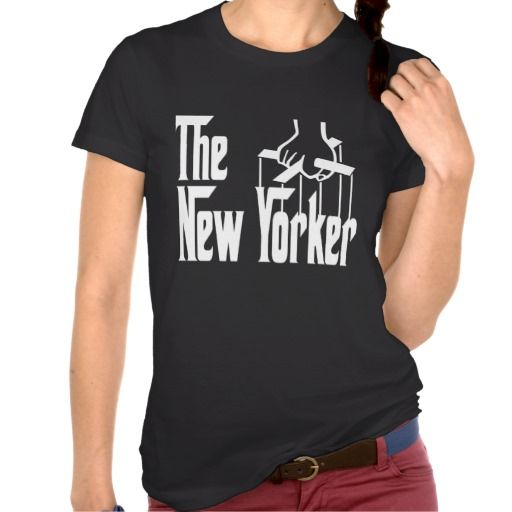 The New Yorker #funny #godfather #t-shirt