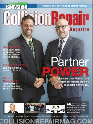 Collision Repair magazine || Automotive