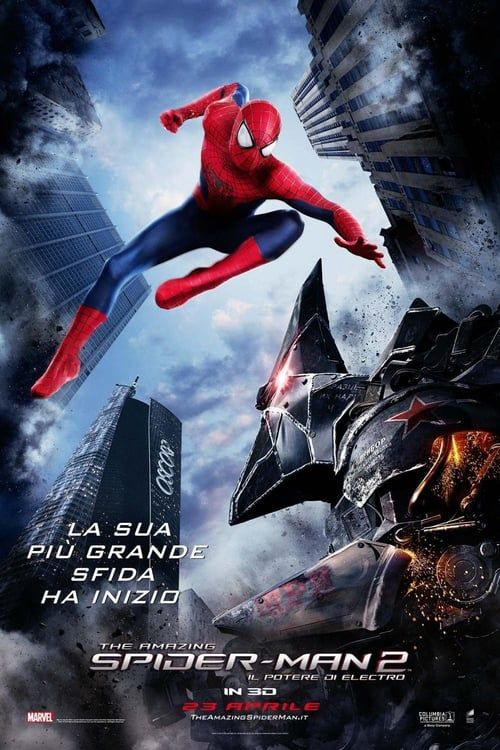 The Amazing Spider Man 2 Fuii Movie Streaming Spiderman Amazing Spiderman Spider Man 2