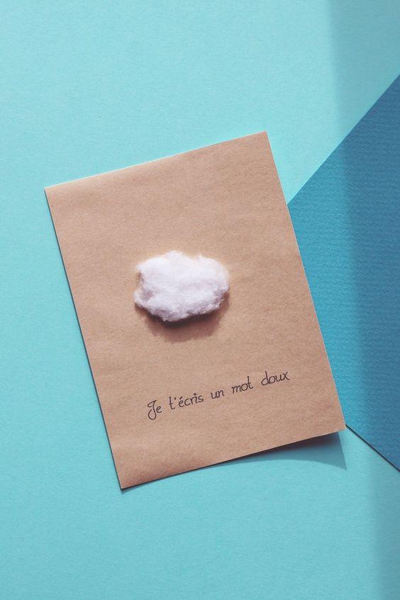 DIY St Valentin : 15 cartes en kraft pour dire Je t'aime