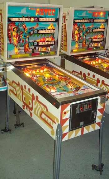 *pinball machines - we had one in our basement!  Weren't we the cool kids on the block...