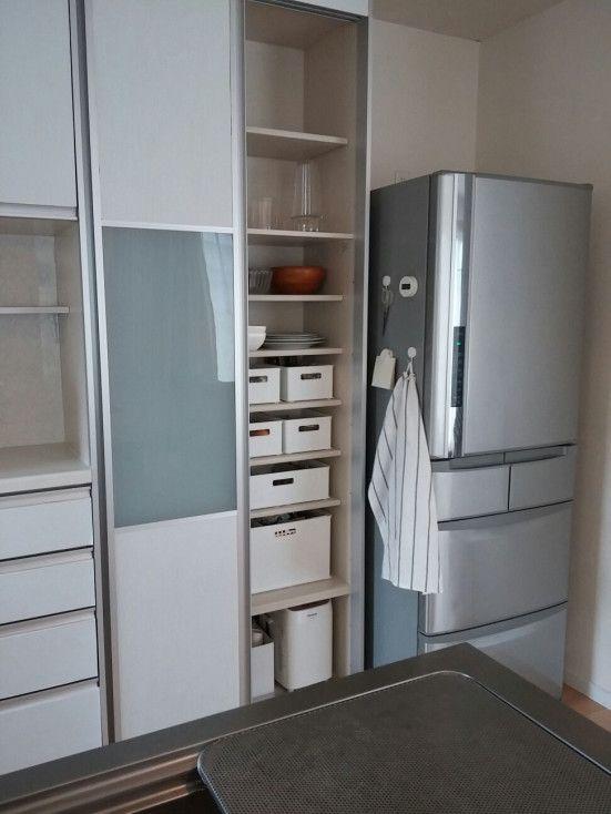 整える仕組みで すっきりシンプルなキッチン Mayuru Homeさんのキッチンを探索 トーヨーキッチン Bay ムクリ Mukuri Home Decor Decor Home