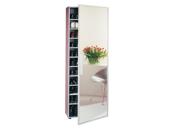functio diele schuhschrank breit mit spiegel flur pinterest haus. Black Bedroom Furniture Sets. Home Design Ideas