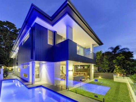 colores-fachada-: House Ideas, Dream House, Ahhhhh Architecture, Dream Home, Design Architecture, Places Spaces, Architecture Design, Amazing Architecture
