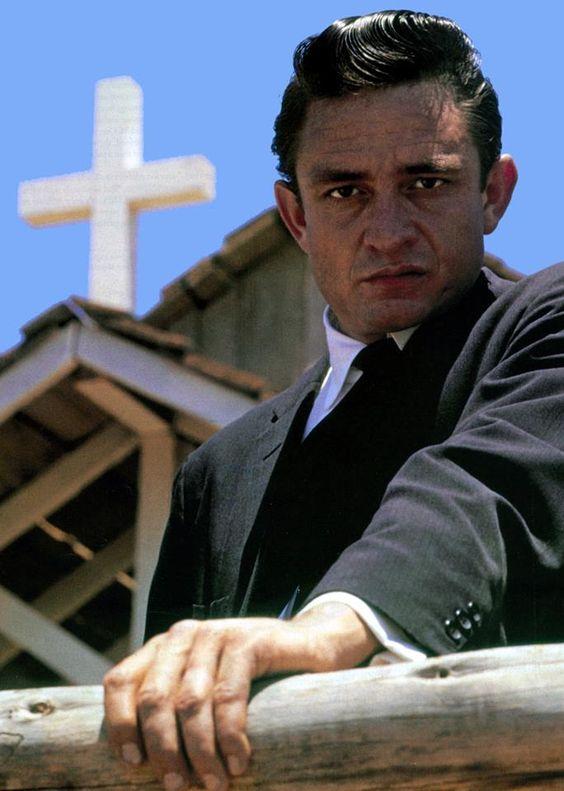 Johnny Cash, 1961.