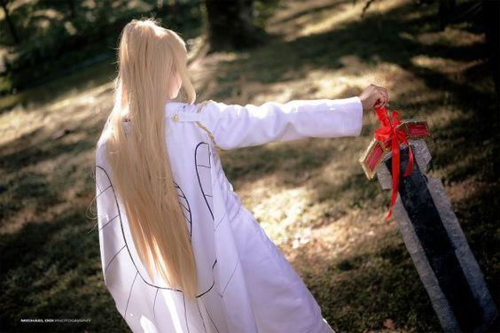 Otaku House Cosplay Idol » Hiroyuki Aida: Arthur Auguste Angel from Ao No Exorcist