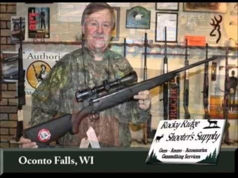 Oconto Falls Wisconsin's Rocky Ridge Shooter's Supply on Our Story's the...
