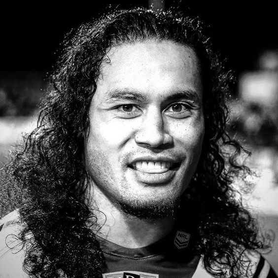 Stevey boi @manlyseaeagles | pic @chukstagram #NRL #NRLPortraits #Hitman