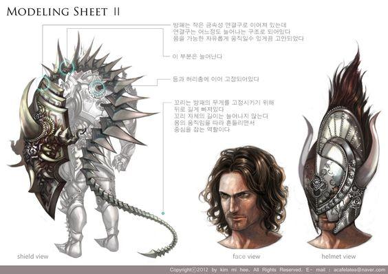 GGSCHOOL  Artist 김미희 Student Portfolio for game 2D Character Sheet http://www.ggschool.co.kr