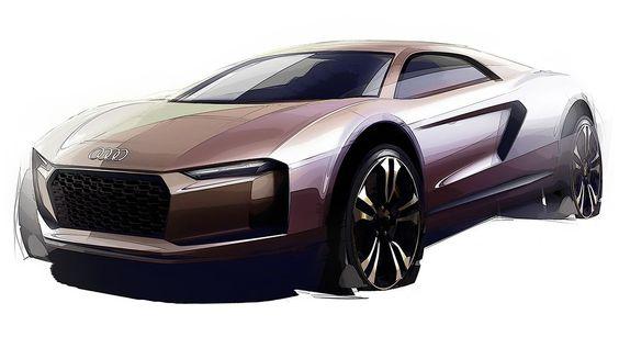 Showcar: Audi nanuk quattro concept